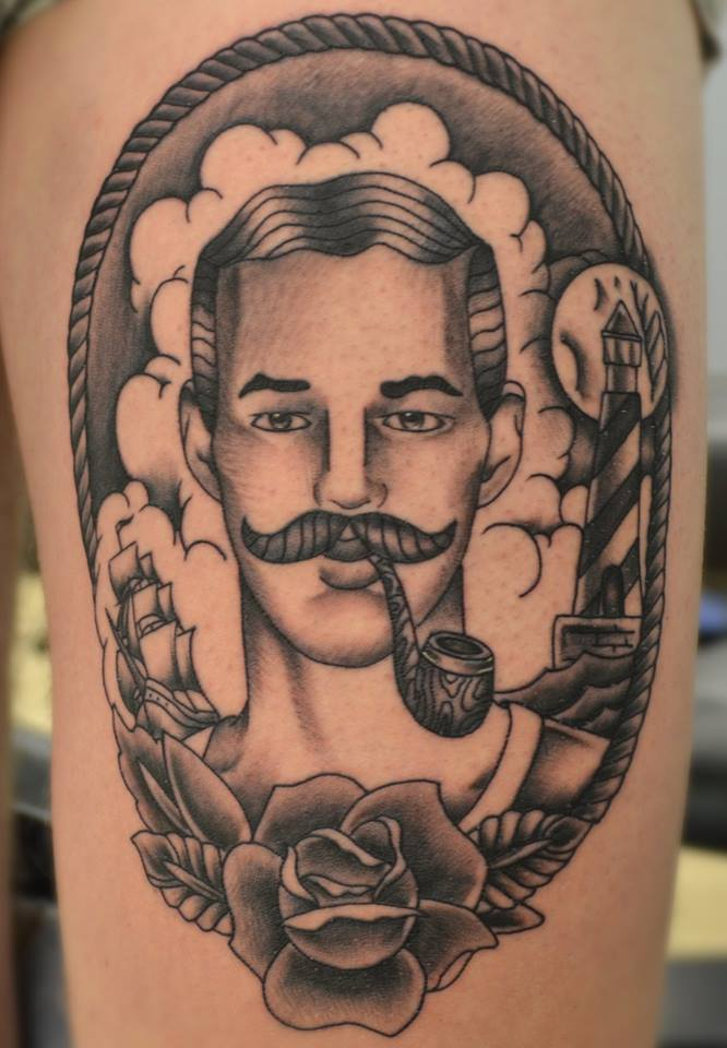 Six Feet Under Electric Tattooing Company